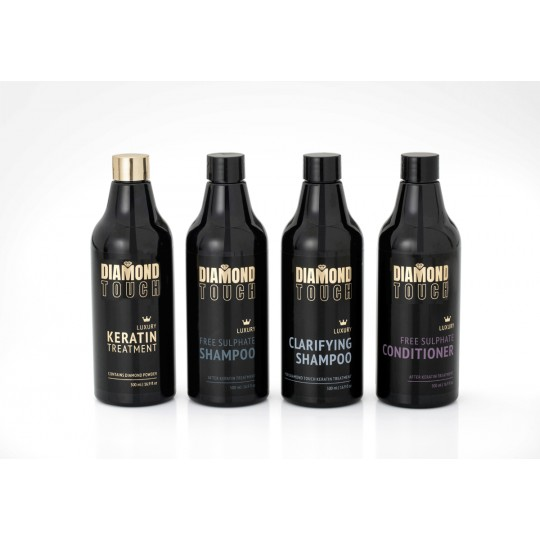 DIAMOND TOUCH LUXURY KERATIN FULL KIT